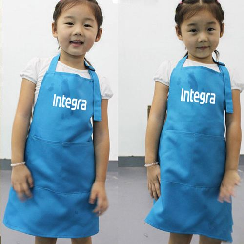 Adjustable Children Cooking Aprons Image 3