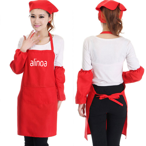 Restaurant Commercial Aprons With Pocket