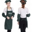 Restaurant Commercial Aprons With Pocket Image 1