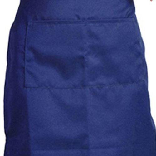 Front Pockets Plain Aprons Image 2