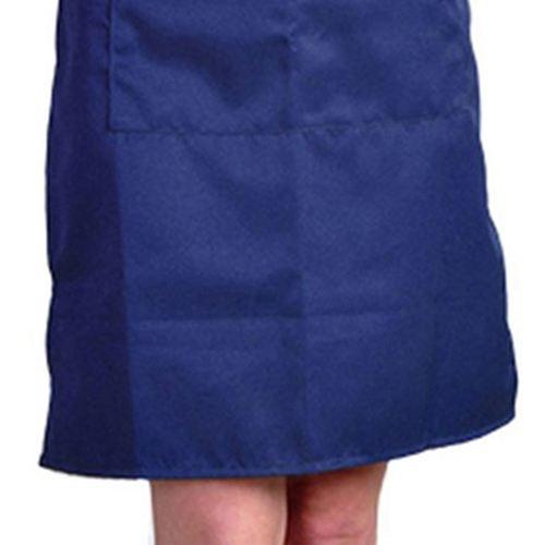 Front Pockets Plain Aprons Image 3