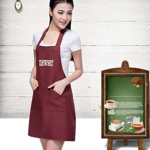 Korean Waiter Cooking Aprons