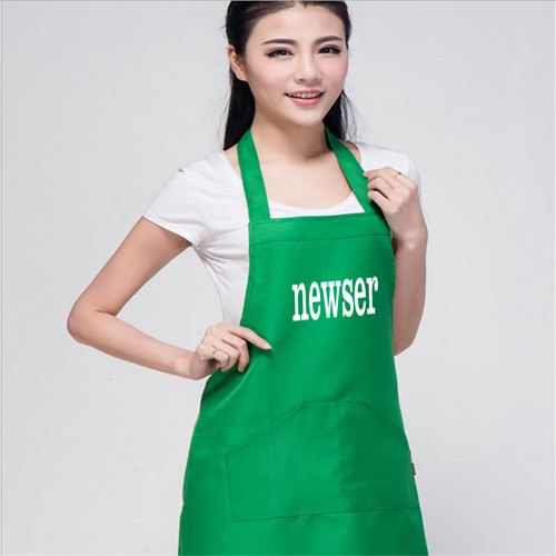 Korean Waiter Cooking Aprons Image 2