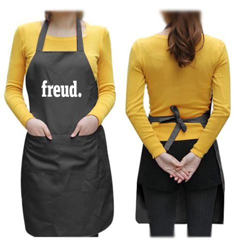 Unisex Chef Apron With 2 Pocket