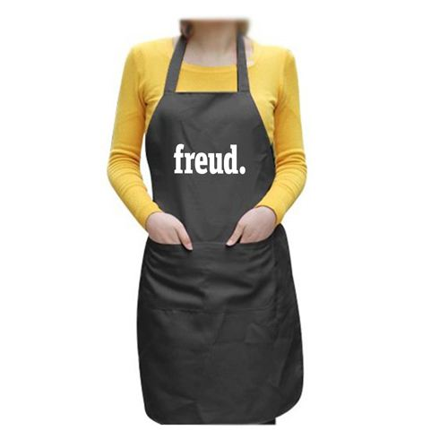 Unisex Chef Apron With 2 Pocket Image 1