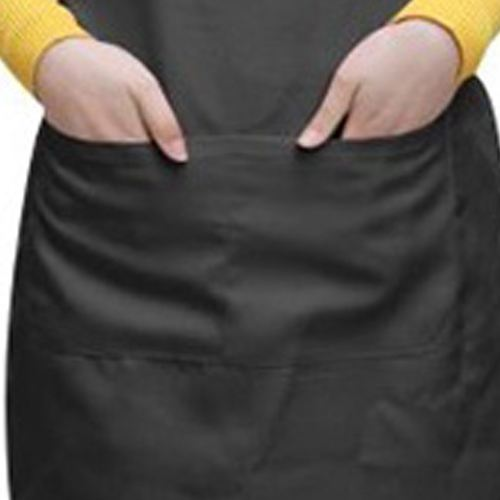 Unisex Chef Apron With 2 Pocket Image 5