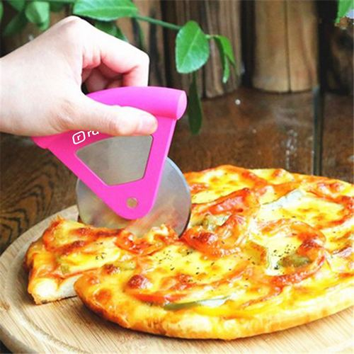 Round Shaped Pizza Cutter  Image 4
