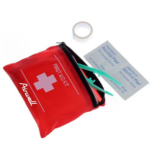 Mini Emergency Survival First Aid Kit Image 1