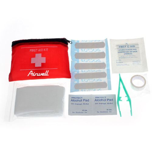 Mini Emergency Survival First Aid Kit Image 2