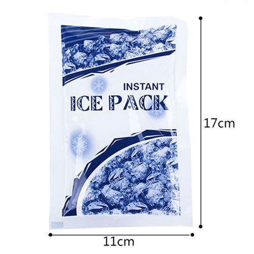 Disposable Ice Cooler Storage Bag Image 3