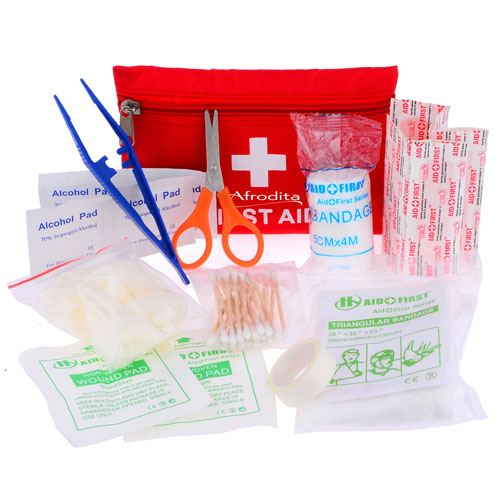 Sport Camping Travel First Aid Kit  Image 1