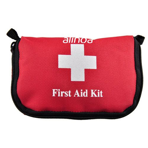 Mini First Aid Emergency Car  Image 1