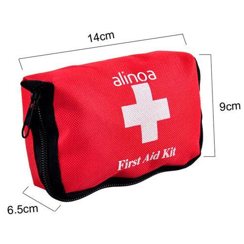 Mini First Aid Emergency Car  Image 4