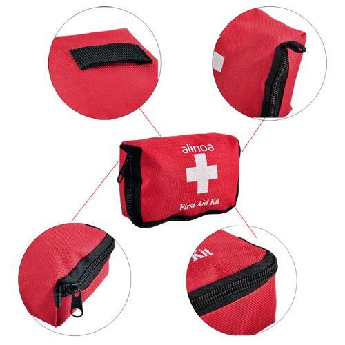 Mini First Aid Emergency Car  Image 5