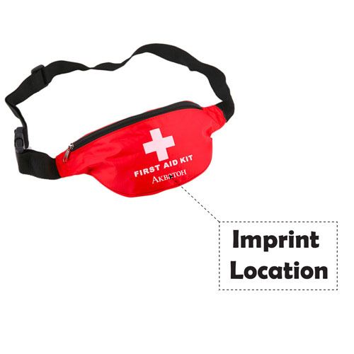 Home Medical Emergency First Aid Kit Imprint Image