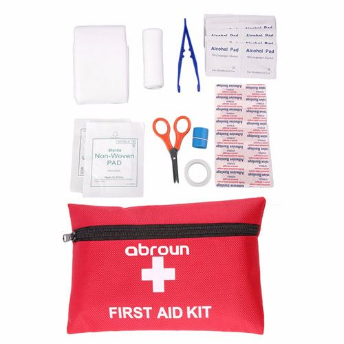 Emergency Survival Rescue Kit Image 1