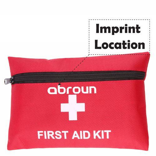 Emergency Survival Rescue Kit Imprint Image