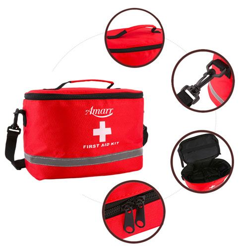 Sports Camping First Aid Kit Image 2
