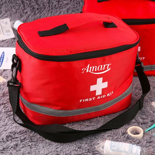 Sports Camping First Aid Kit Image 3