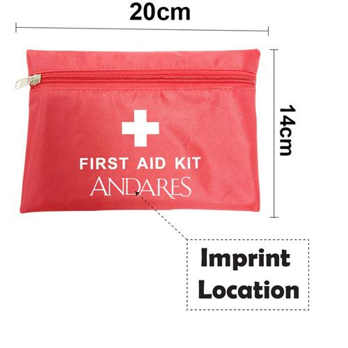 Travel Medical Treatment Rescue Imprint Image
