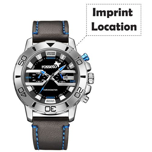 Sport Luxury Charm Men Casual Watch Imprint Image