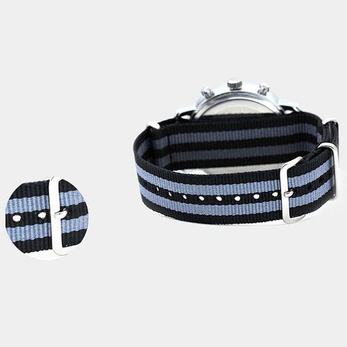 Chronograph Nylon Strap Watch  Image 4