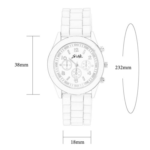 Fashion Quartz Watch Womens  Image 4