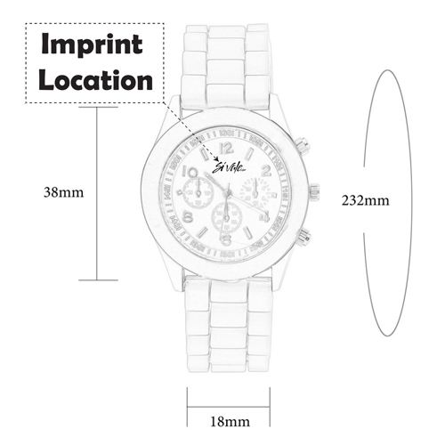 Fashion Quartz Watch Womens  Imprint Image