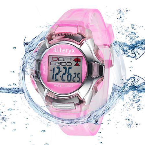 Kids Fashion Casual Sport Watches