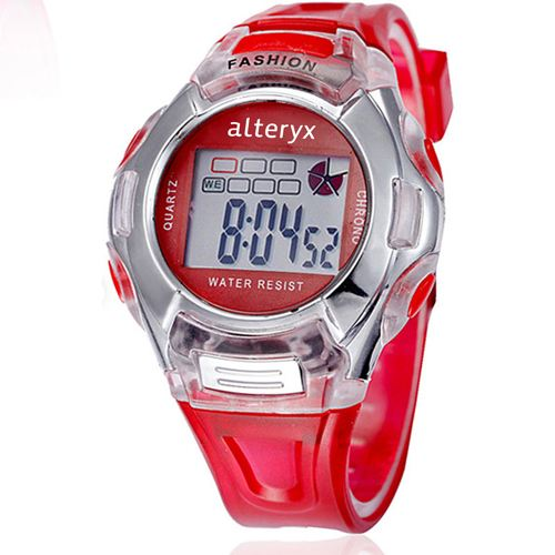 Kids Fashion Casual Sport Watches Image 1