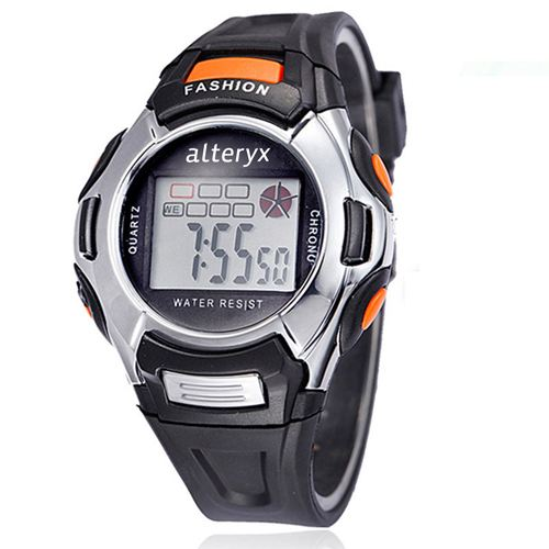 Kids Fashion Casual Sport Watches Image 5