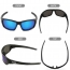 Sports Unbreakable Polarized Sunglasses Image 2