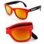 Foldable Women Sunglasses Image 2