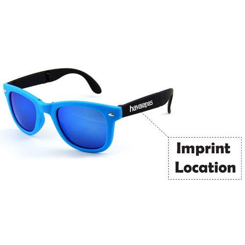 Foldable Women Sunglasses Imprint Image