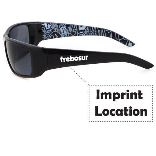 Sports Eyewear Men Sunglasses Imprint Image