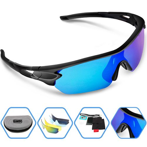 Sports Polarized Sunglasses Image 2