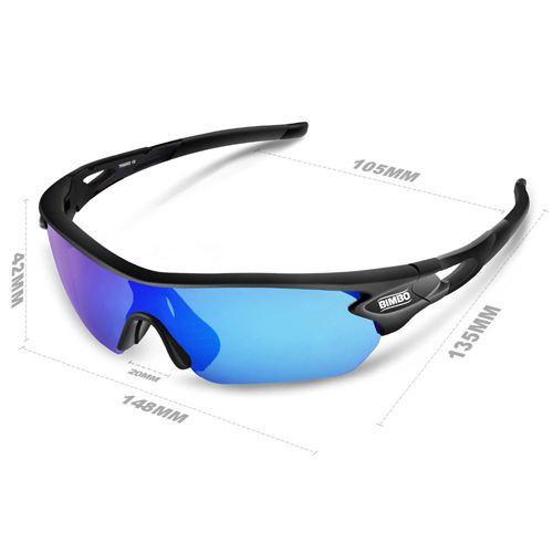 Sports Polarized Sunglasses Image 3