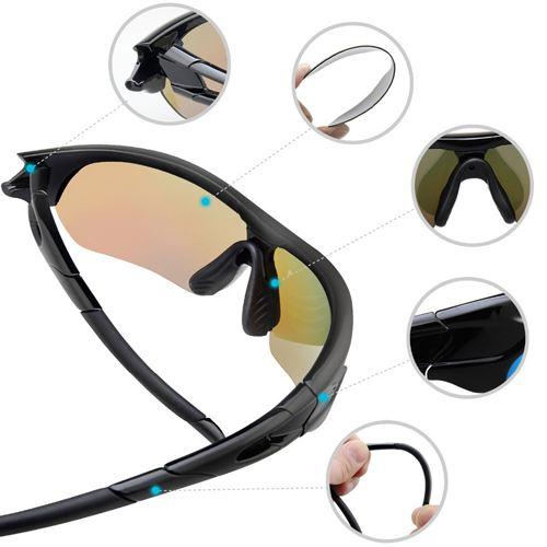 Sports Polarized Sunglasses Image 5