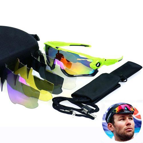 Mountain Bike Men Glasses Image 4