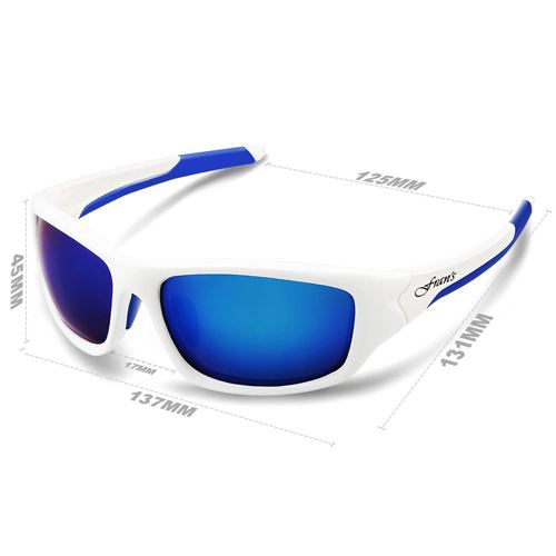 Mens Polarized Sports Sunglasses Image 2