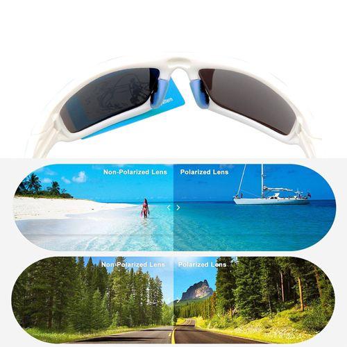 Mens Polarized Sports Sunglasses Image 4