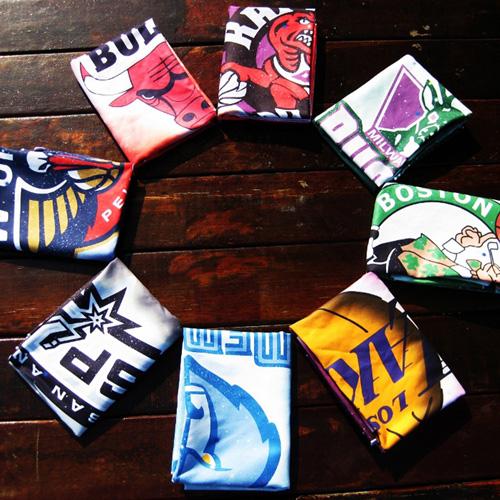 NBA Logo Basketball Towel