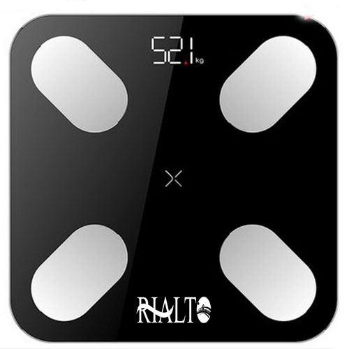 APP Body Support Bluetooth Fat Scales