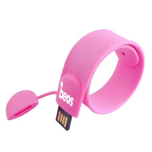Silicone Wristband 1GB 2.0 Pen Drive Image 3