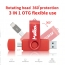 Two-Site Phone OTG 1GB USB Flash Drive Image 1