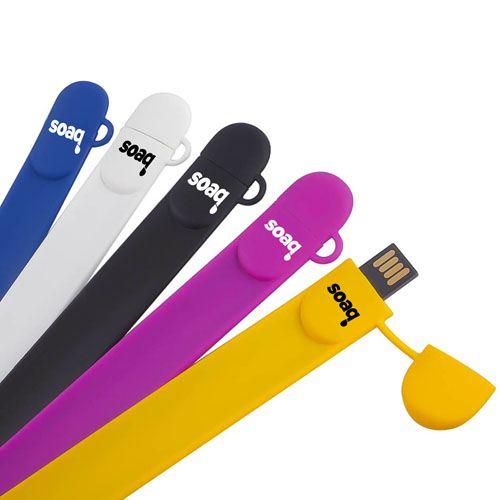 Silicone Wristband 2GB 2.0 Pen Drive