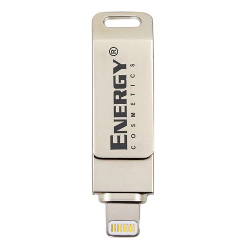 Metal 3 in 1 2GB Flash Drive Image 2