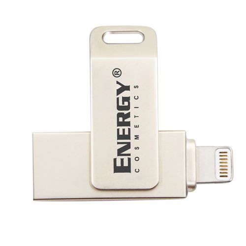 Metal 3 in 1 2GB Flash Drive Image 3