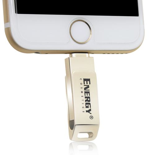 Metal 3 in 1 2GB Flash Drive Image 5