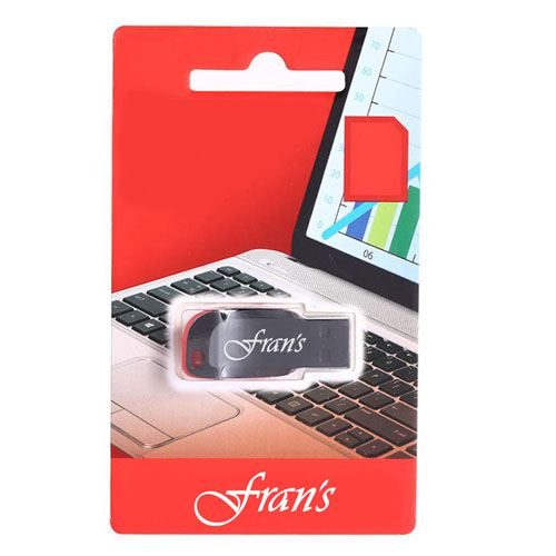 Memory Stick 4GB USB 2.0 Flash Drive Image 2
